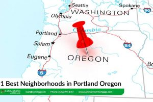 11 Best Neighborhoods in Portland Oregon