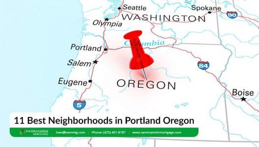 Best Neighborhoods in Portland Oregon