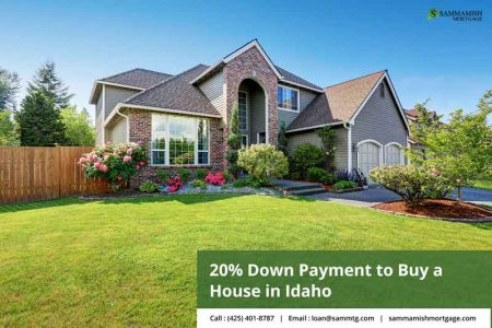Down Payment to Buy a House in Idaho