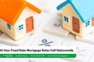 30-Year Fixed-Rate Mortgage Rates Fall To 2.920% Nationwide, and Expected to Stay Low Throughout 2021