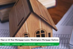 30-Year vs 15-Year Mortgage Loans: Washington Mortgage Options