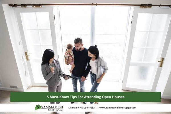 Must Know Tips For Attending Open Houses