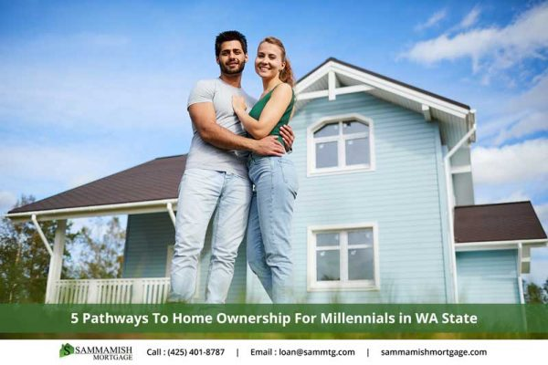 Pathways To Home Ownership For Millennials in WA State