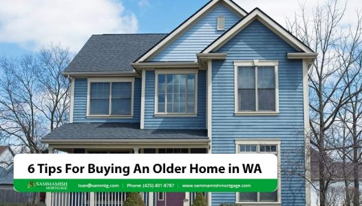 Tips For Buying An Older Home in WA