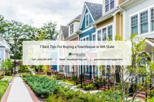 7 Best Tips For Buying a Townhouse in WA State
