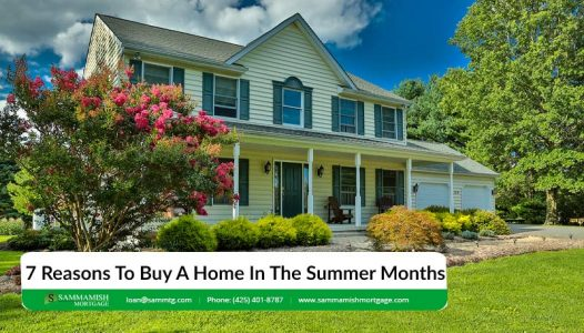 Reasons To Buy A Home In The Summer Months