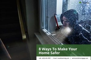 8 Ways To Make Your Home Safer