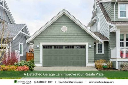 A Detached Garage Can Improve Your Resale Price
