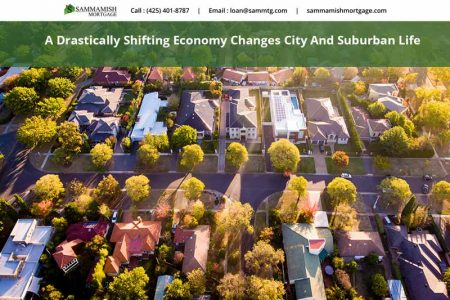 A Drastically Shifting Economy Changes City And Suburban Life