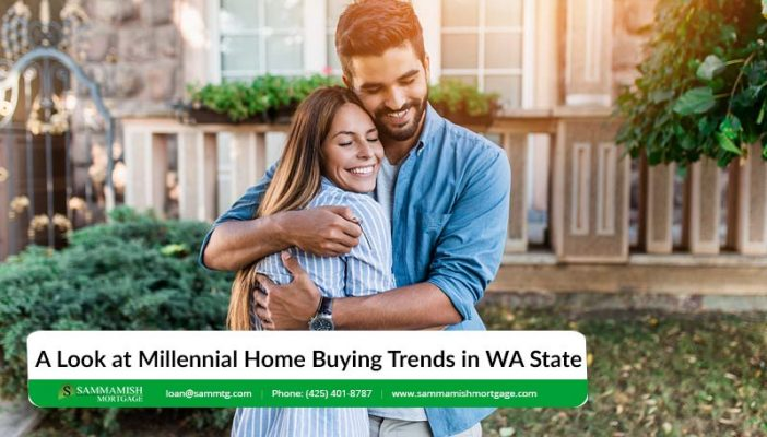 A Look at Millennial Home Buying Trends in WA State