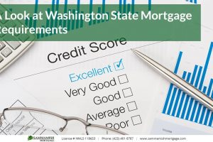 A Look at Washington State Mortgage Requirements in 2021