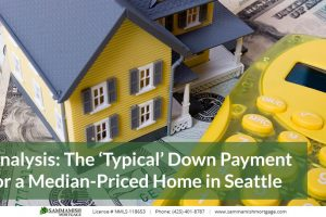 The 'Typical' Down Payment for a Median-Priced Home in Seattle: Analysis