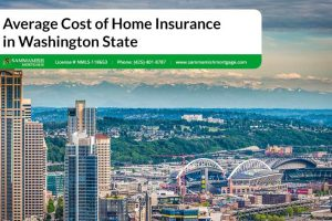 Average Cost of Home Insurance in Washington State: 2021 Update