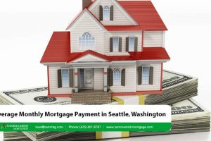 Average Monthly Mortgage Payment in Seattle, WA in 2021