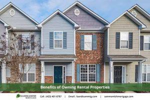 Benefits of Owning Rental Properties