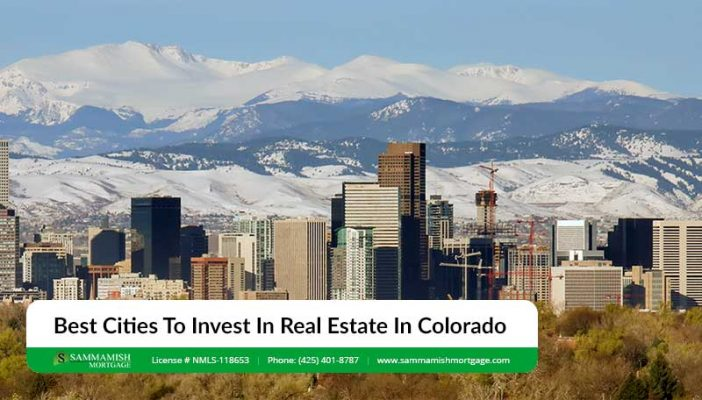 Best Cities To Invest In Real Estate In Colorado