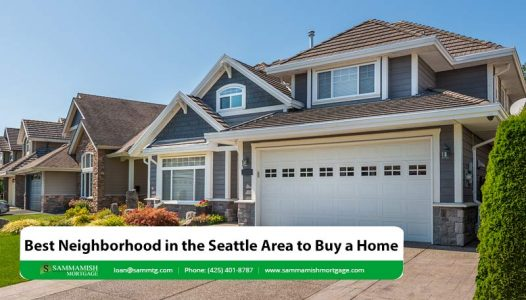 Best Neighborhood in the Seattle Area to Buy a Home
