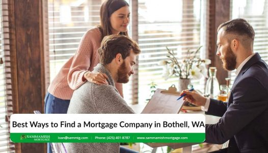 Best Ways to Find a Mortgage Company in Bothell WA