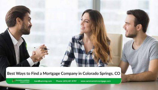 Best Ways to Find a Mortgage Company in Colorado Springs CO