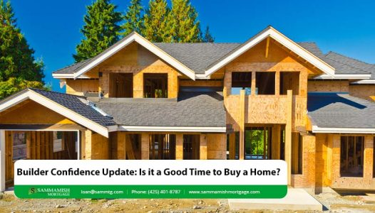 Builder Confidence Still Strong Is it a Good Time to Buy a Home