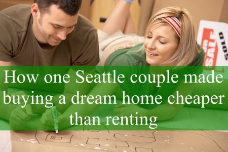 Buy Home Cheaper Than Rent in Seattle