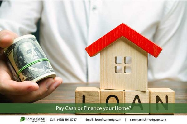 Buying A Home With Cash Versus Low Interest Rate Mortgages