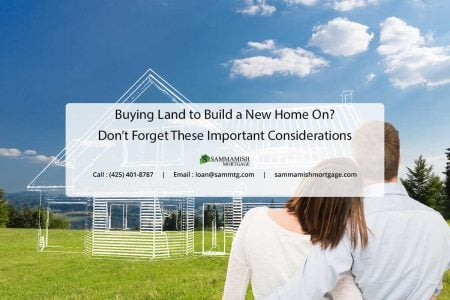 Buying Land to Build a New Home On Dont Forget These Important Considerations