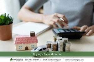 Buying a New Car Impacts The Ability To Buy a New Home