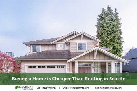 Buying a Home is Cheaper Than Renting in Seattle wa
