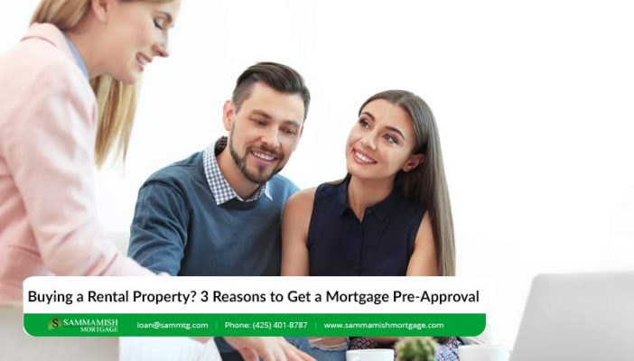 Buying a Rental Property  Reasons to Get a Mortgage Pre Approval
