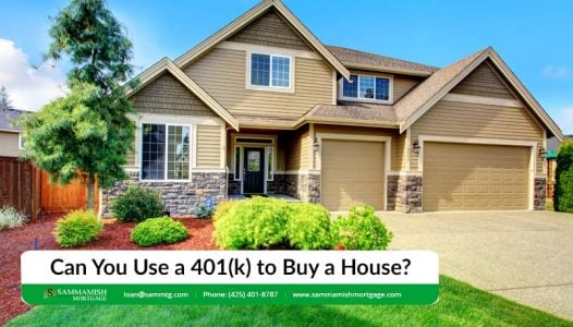 Can You Use a k to Buy a House