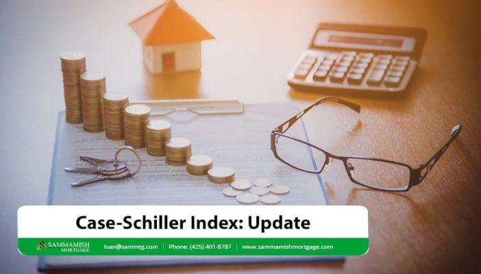 Case Schiller Index Update