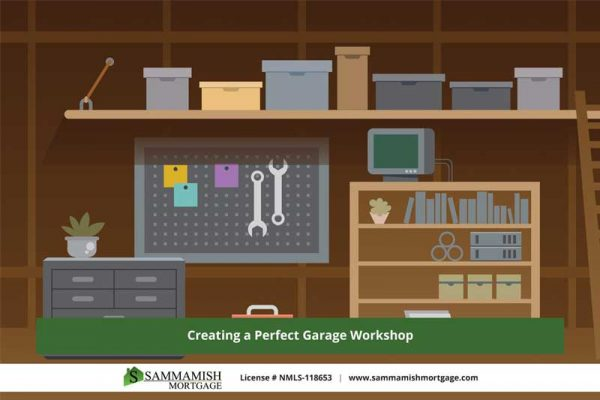 Creating a Perfect Garage Workshop