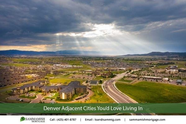 Denver Adjacent Cities Youd Love Living In