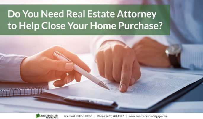Do You Need Real Estate Attorney to Help Close Your Home Purchase