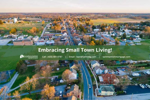 Embracing Small Town Living