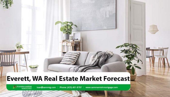 Everett WA Real Estate Market Forecasts