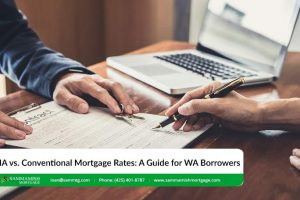 FHA vs. Conventional Mortgage Rates: A Guide for Washington Borrowers