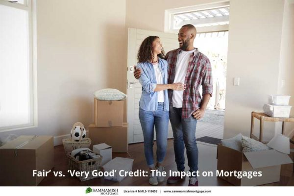 Fair vs Very Good Credit The Impact on Mortgages