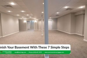 Finish Your Basement With These 7 Simple Steps