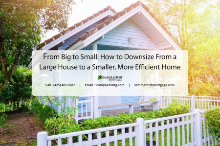 From Big to Small How to Downsize from a Large House to a Smaller More Efficient Home WA