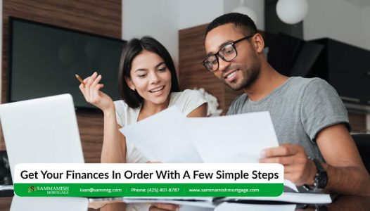 Get Your Finances In Order With A Few Simple Steps