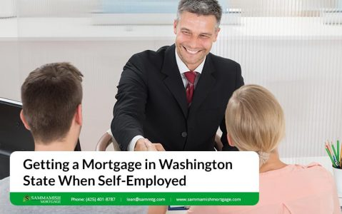 Getting a Mortgage in Washington State When Self Employed