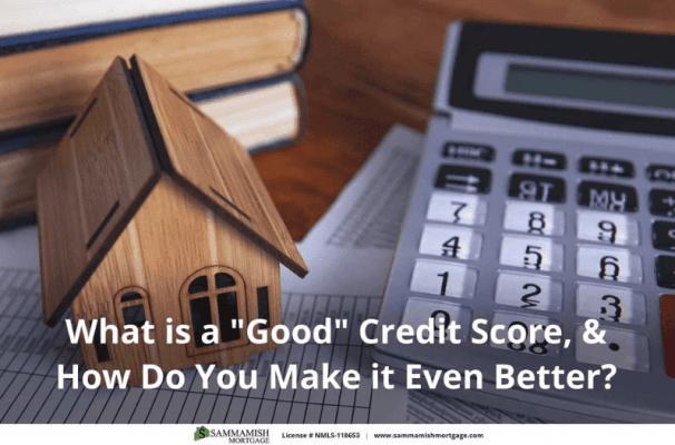 Good Credit Score in Washington