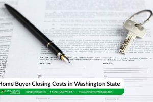 Home Buyer Closing Costs in Washington State