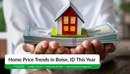 Home Price Trends in Boise ID This Year