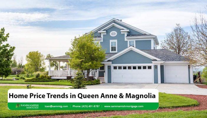 Home Price Trends in Queen Anne Magnolia