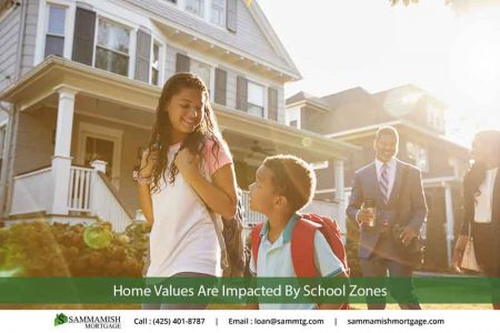 Home Values Are Impacted By School Zones