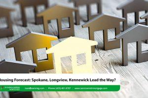 Housing Forecast: Spokane, Olympia, Bremerton Lead the Way?