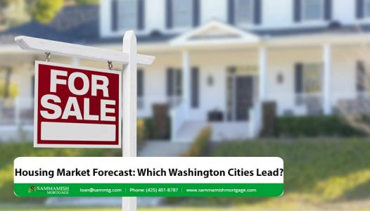 Housing Market Forecast Which Washington Cities Lead